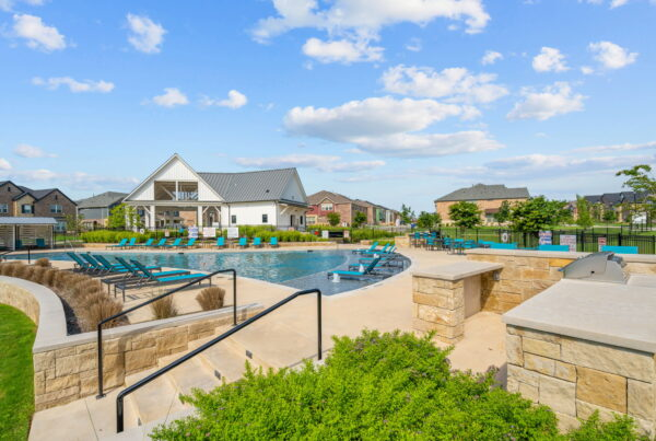 Riverset Amenity Center and Pool